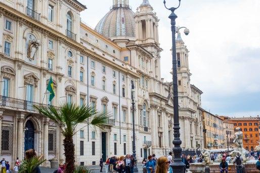 Piazza Navona, Italy