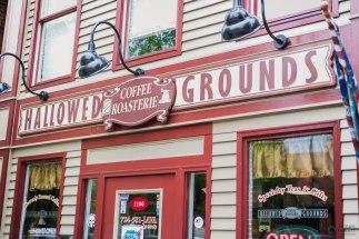 Hallowed Grounds